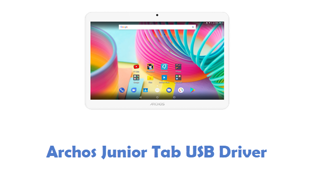 Archos Junior Tab USB Driver
