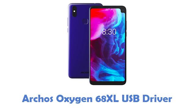 Archos Oxygen 68XL USB Driver