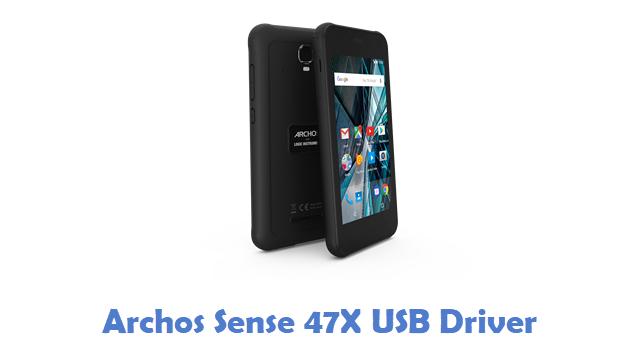 Archos Sense 47X USB Driver