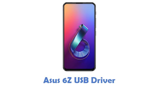 Asus 6Z USB Driver