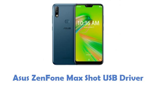 Asus ZenFone Max Shot USB Driver