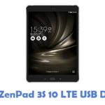 Asus ZenPad 3S 10 LTE USB Driver