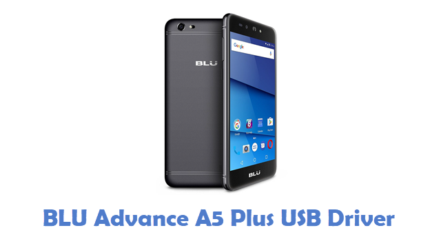 BLU Advance A5 Plus USB Driver