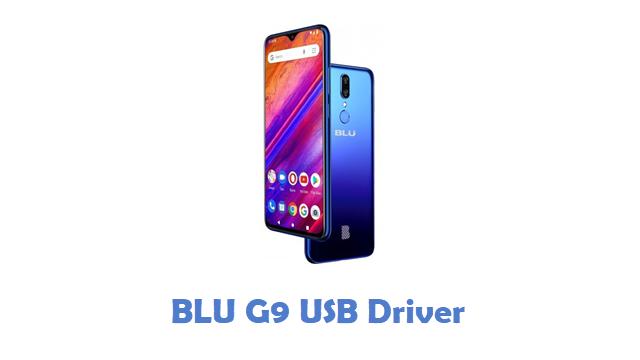 BLU G9 USB Driver