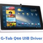 G-Tab Q66 USB Driver