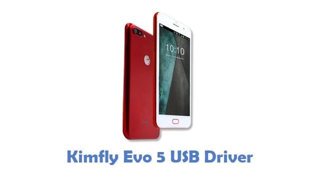 Kimfly Evo 5 USB Driver