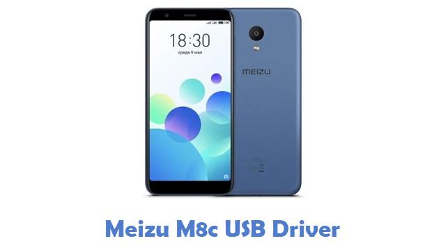 Meizu M8c USB Driver