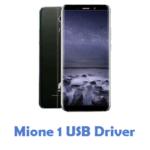 Mione 1 USB Driver