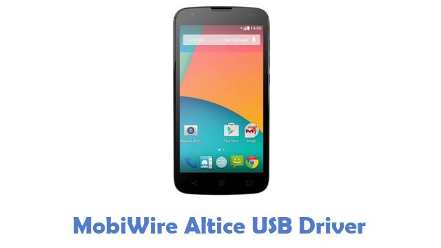MobiWire Altice USB Driver