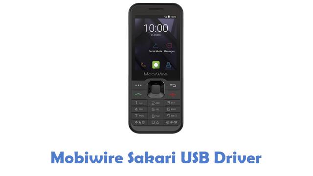 Mobiwire Sakari USB Driver