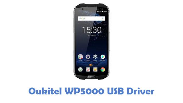 Oukitel WP5000 USB Driver