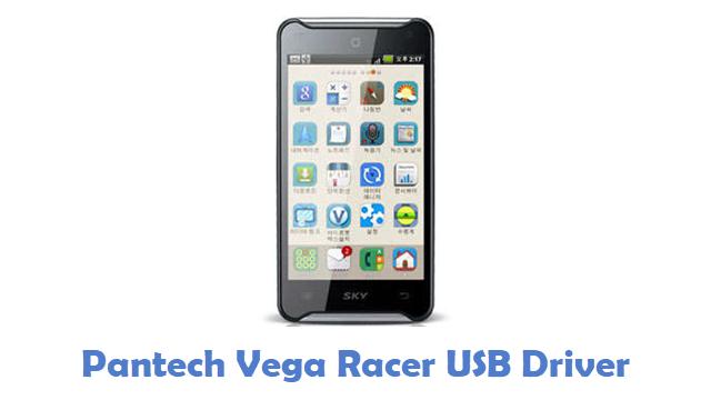 Pantech Vega Racer USB Driver