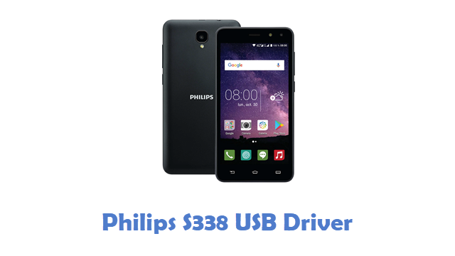 Philips S338 USB Driver