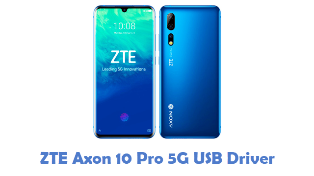 ZTE Axon 10 Pro 5G USB Driver