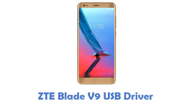 ZTE Blade V9 USB Driver