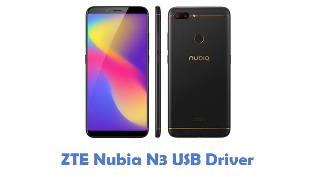 ZTE Nubia N3 USB Driver