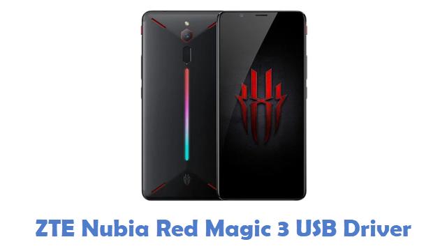 ZTE Nubia Red Magic 3 USB Driver