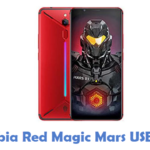 ZTE Nubia Red Magic Mars USB Driver