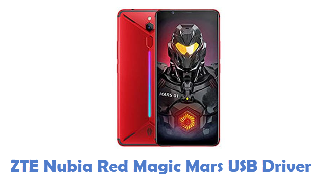 ZTE Nubia Red Magic Mars USB Driver