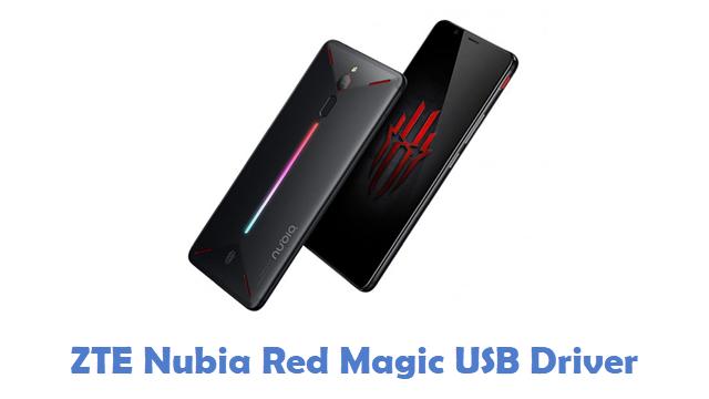 ZTE Nubia Red Magic USB Driver