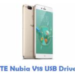 ZTE Nubia V18 USB Driver