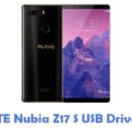 ZTE Nubia Z17 S USB Driver
