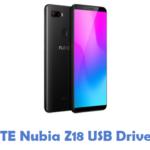 ZTE Nubia Z18 USB Driver