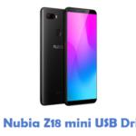 ZTE Nubia Z18 mini USB Driver