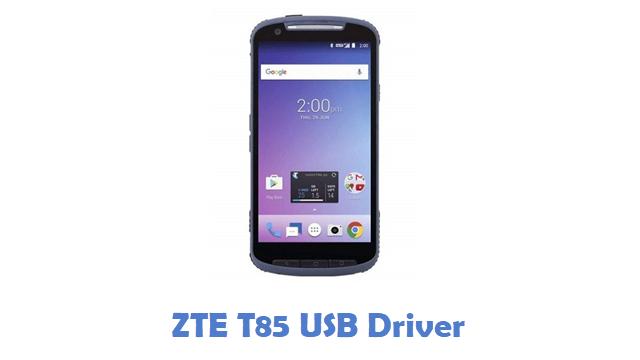 ZTE T85 USB Driver