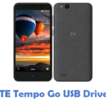 Download ZTE Tempo X USB Driver | All USB Drivers