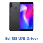 itel S33 USB Driver