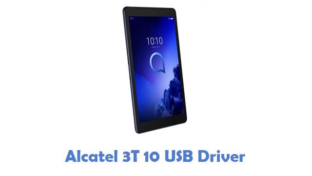 Alcatel 3T 10 USB Driver