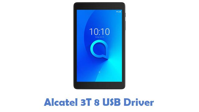 Alcatel 3T 8 USB Driver