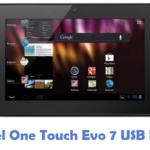 Alcatel One Touch Evo 7 USB Driver
