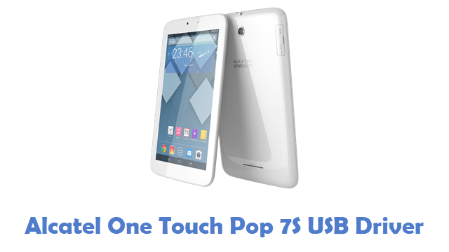 Alcatel One Touch Pop 7S USB Driver