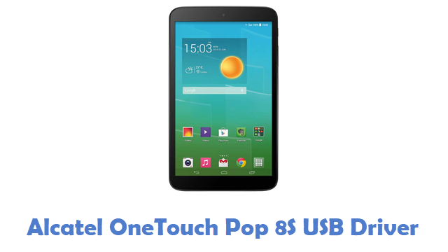 Alcatel OneTouch Pop 8S USB Driver