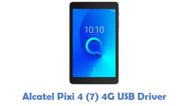 Alcatel Pixi 4 (7) 4G USB Driver