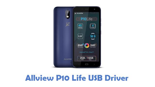 Allview P10 Life USB Driver