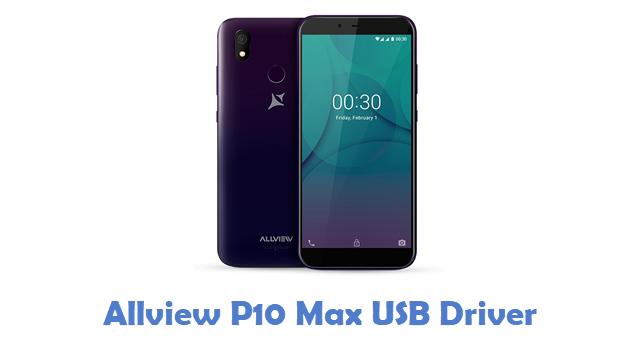 Allview P10 Max USB Driver