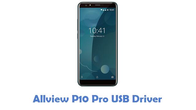 Allview P10 Pro USB Driver