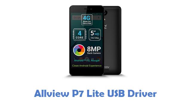 Allview P7 Lite USB Driver