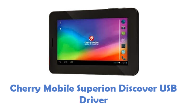Cherry Mobile Superion Discover USB Driver