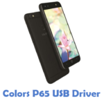 Colors P65 USB Driver