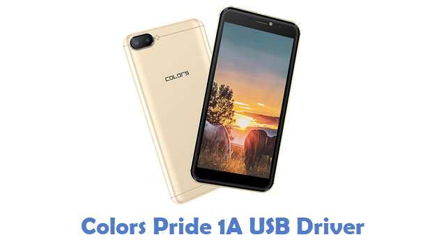 Colors Pride 1A USB Driver