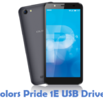 Colors Pride 1E USB Driver