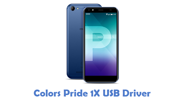 Colors Pride 1X USB Driver