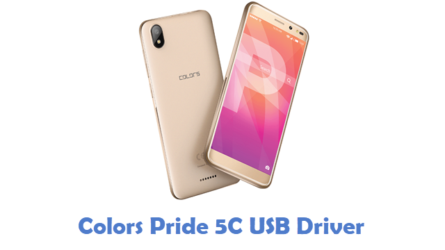 Colors Pride 5C USB Driver
