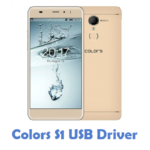 Colors S1 USB Driver