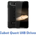 Cubot Quest USB Driver