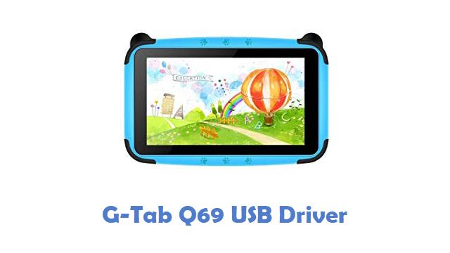 G-Tab Q69 USB Driver